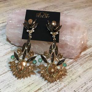 ✨nOir jewelry✨ chandelier earrings